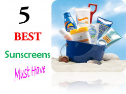 5 Best Natural and Organic Sunscreens For Face