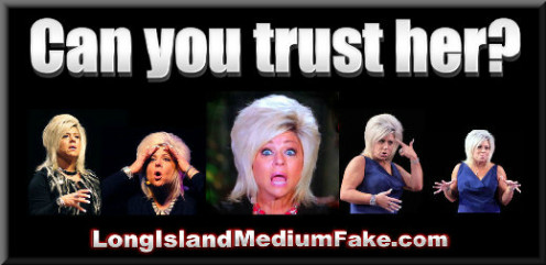 """Site claims Caputo friend intends to """"expose"""" her."""