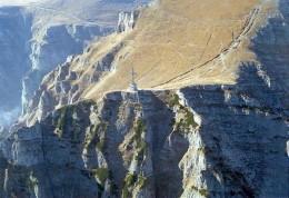 Caraiman Cross - Bucegi - Romania