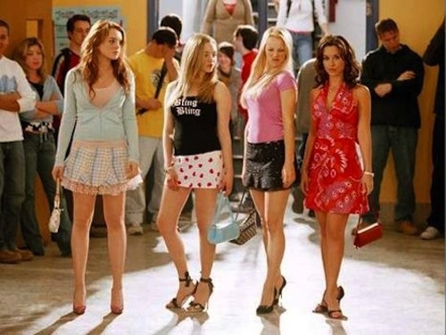 The Mean Girls