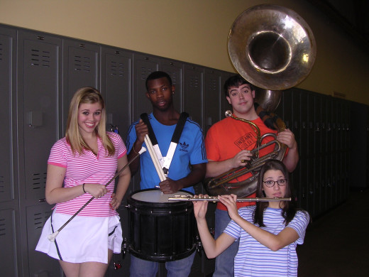 The Band Geeks