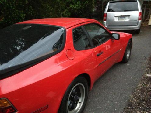 Porsche 944 Profile