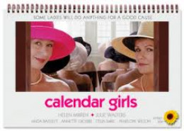 Their very own Calendar Girls.