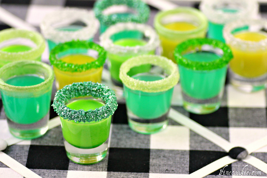 Green Cocktail Drinks For Your St Patrick 39 S Day Party