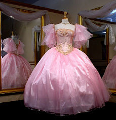 Wan an AUTHENTIC gown for your 15-year-olds celebration?