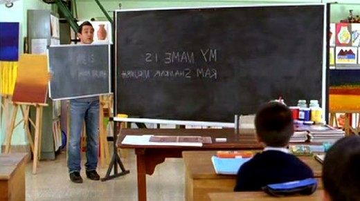 Snapshot from the movie Taare Zameen Par - Every Child is Special.