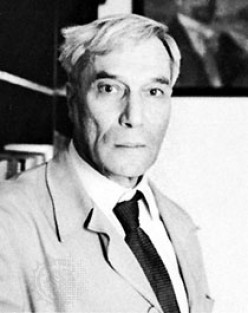 Boris Pasternak and his novel, 'Doctor Zhivago'