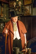 """Interview With Sir Benjamin Slade-Lord Maunsel in """"Hedda Gabler"""" Movie"""