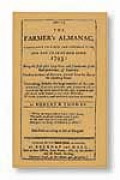 Farmer's Almanac from 1793