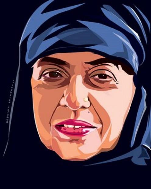 Kamala Das.