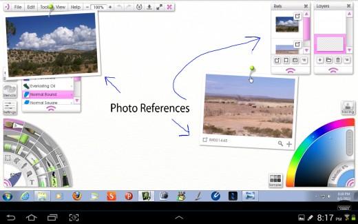 Loading Photo References