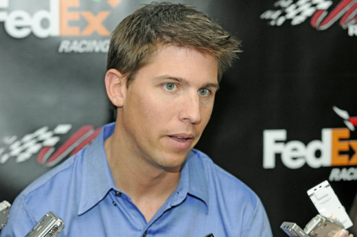 Hamlin called Petty a moron. Many NASCAR fans though Denny should've just left the issue alone