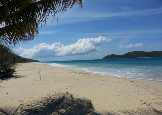 Zoni Beach @ Culebra Island