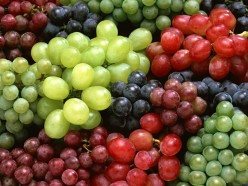 Beauty of Grapes