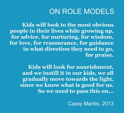 On Role Models