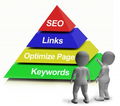 "The ""SEO Pyramid""."