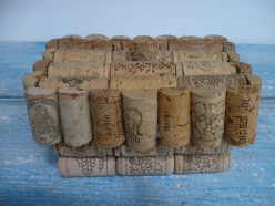 Cork Craft Box