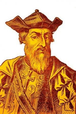 Vasco da Gama- The Portuguese Navigator's Historic Voyage to India and the Consequent Portuguese Colonization