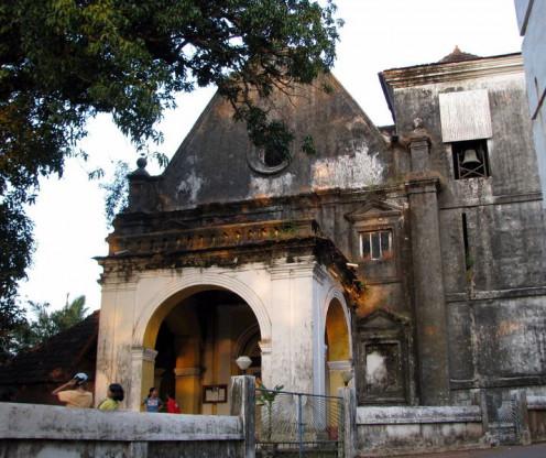 Goa Ribandar Church 2