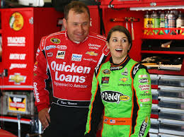 The realities of sponsorship in modern NASCAR dictated that Patrick stays and Newman goes