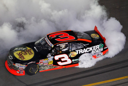 Austin Dillon will likely drive the legendary #3 in the Sprint Cup series next year