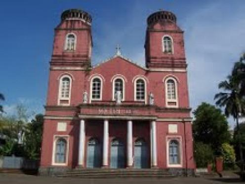 A Portuguese Church in Kozhikode, Kerala