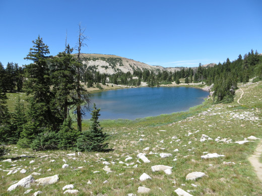 Lofty Lake