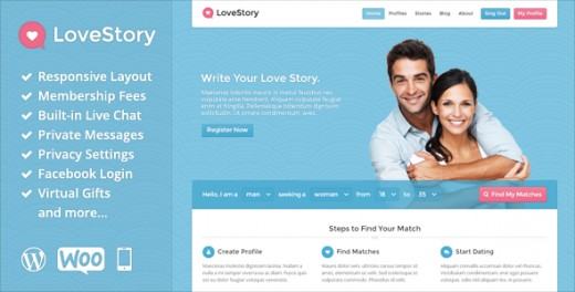 all free dating site software