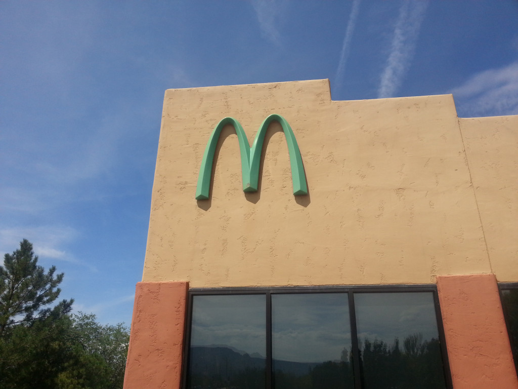 golden arches coloring pages - photo#22