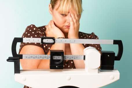 teenage girls overweight problem