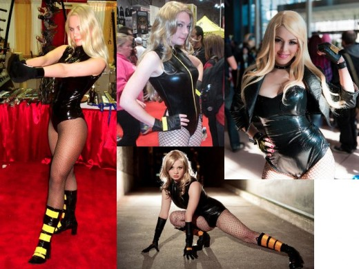 Black Canary Birds Of Prey Cosplay Costumes