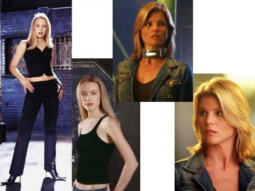 Rachel Skarsten & Lori Loughlin as Black Canary in Birds Of Prey