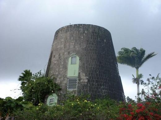 Golden Rock Estate, Nevis