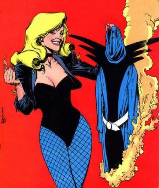 Black Canary Costume History