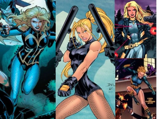 Black Canary Birds of Prey Costumes