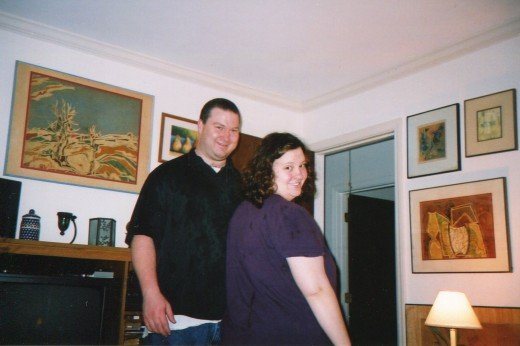 Annabel's Parents ~~ Christopher and Michelle
