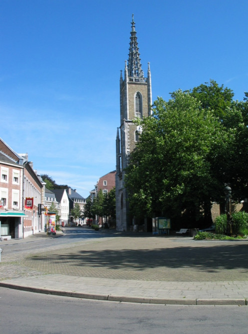 Friedenskirche, Eupen