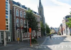 'Friedensgericht' law courts building