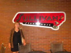 Palm Springs Night life- Sullivans Steak House