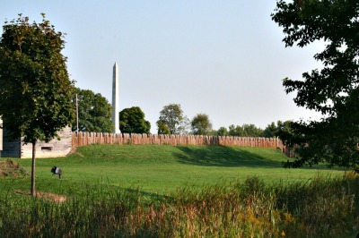 Fort meigs State Memorial