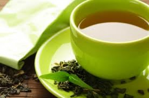 Do You Know Green Tea can be a good conditioner