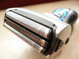 Consider an electric razor to avoid ingrown hairs