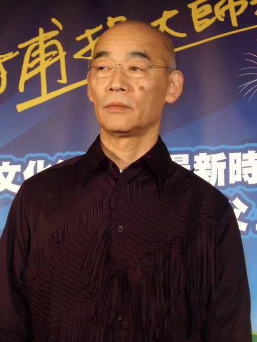 Ideon's creator, Yoshiyuki Tomino in 2008.