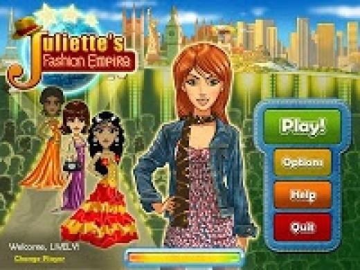 Juliette's Fashion Empire PC Game