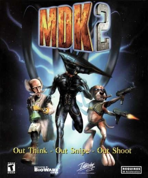 MDK 2 HD PC Game