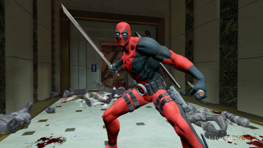 Dead Pool Xbox Game