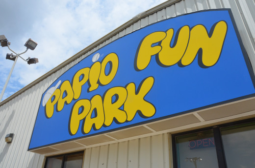 Located in Papillion, Nebraska, Papio Fun Park is a quick 10 minute drive from downtown Omaha