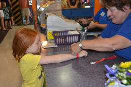 We choose the Extreme Wristbands so that we could have unlimited access to all of the attractions at the park with the exception of the batting cages.