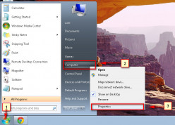How to Find out the version of Windows 7 and Windows XP