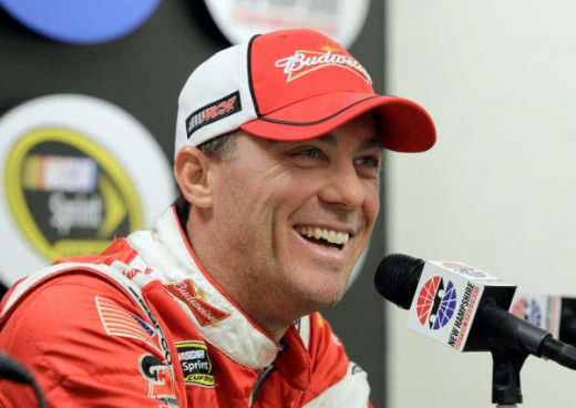 The top free agent, Kevin Harvick, is already locked into a 2014 ride with Stewart-Haas Racing
